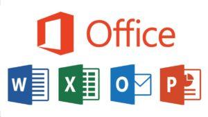 Microsoft office,