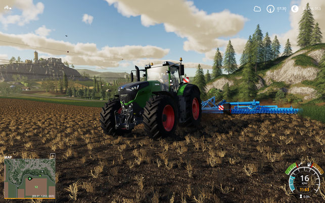 Farming simulator19