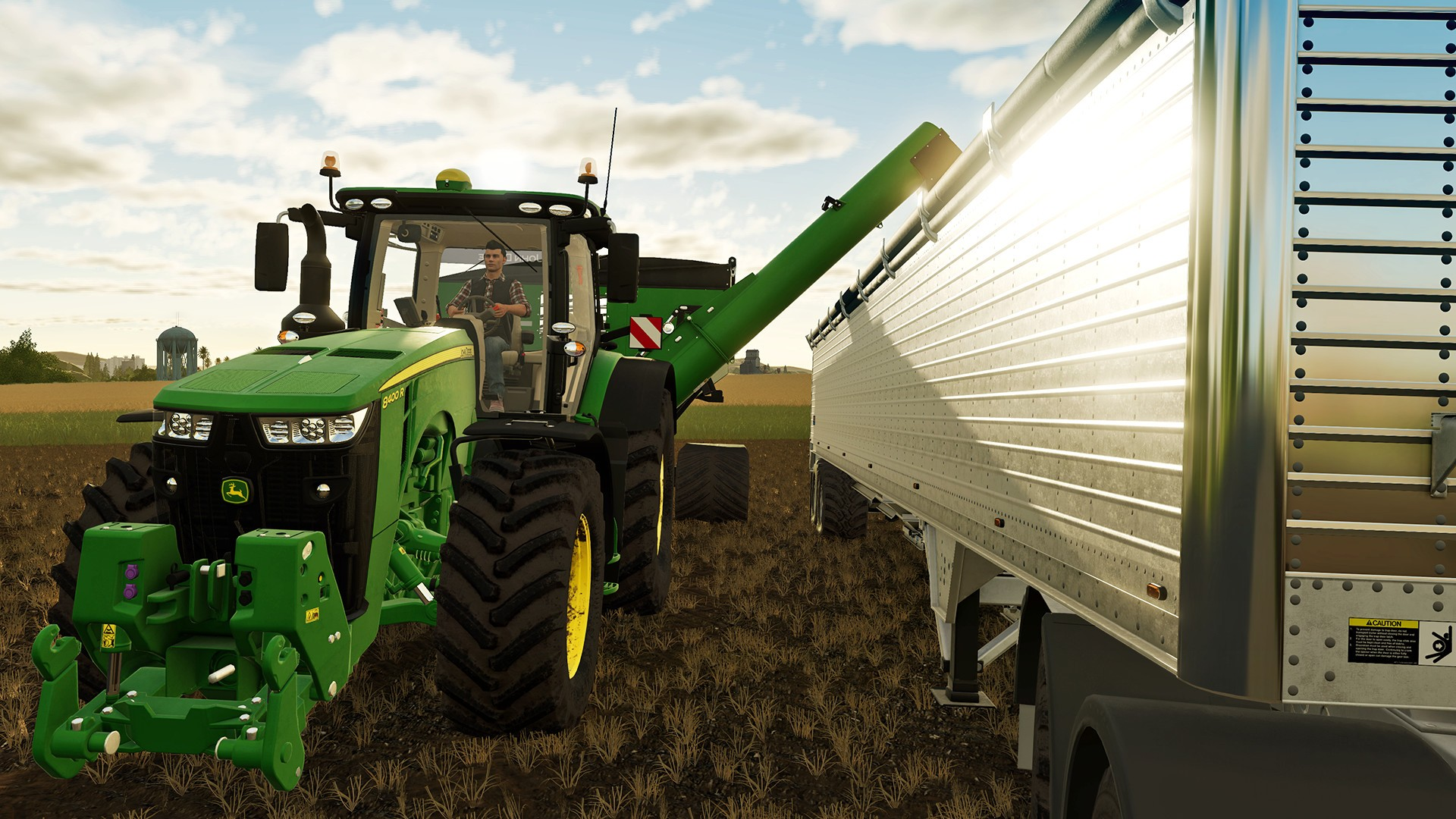 Farming simulator19: all about this amazing game