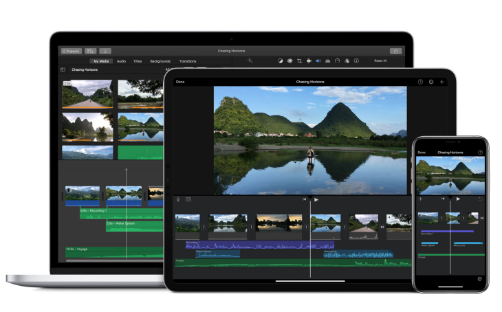 More About Video Editing iMovie