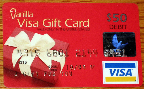 Check Balance In Your Visa Gift Card