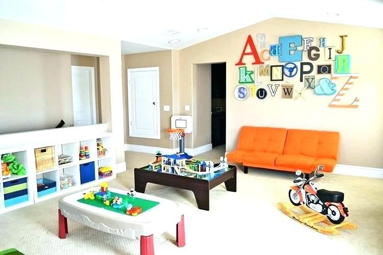 children's playroom furniture