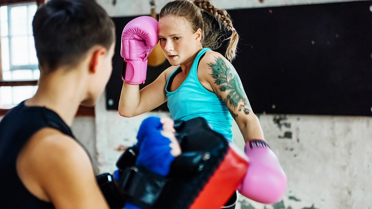 Bokshandschoenen Dames- Get The Power In Your Hands With The Best Ladies Boxing Gloves