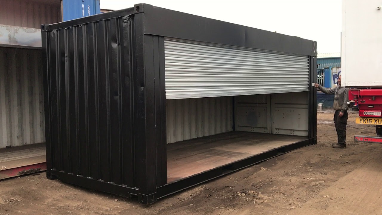 Find the Most Quality Storage Containers at SCF