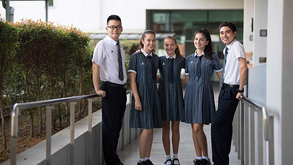 australian international school singapore