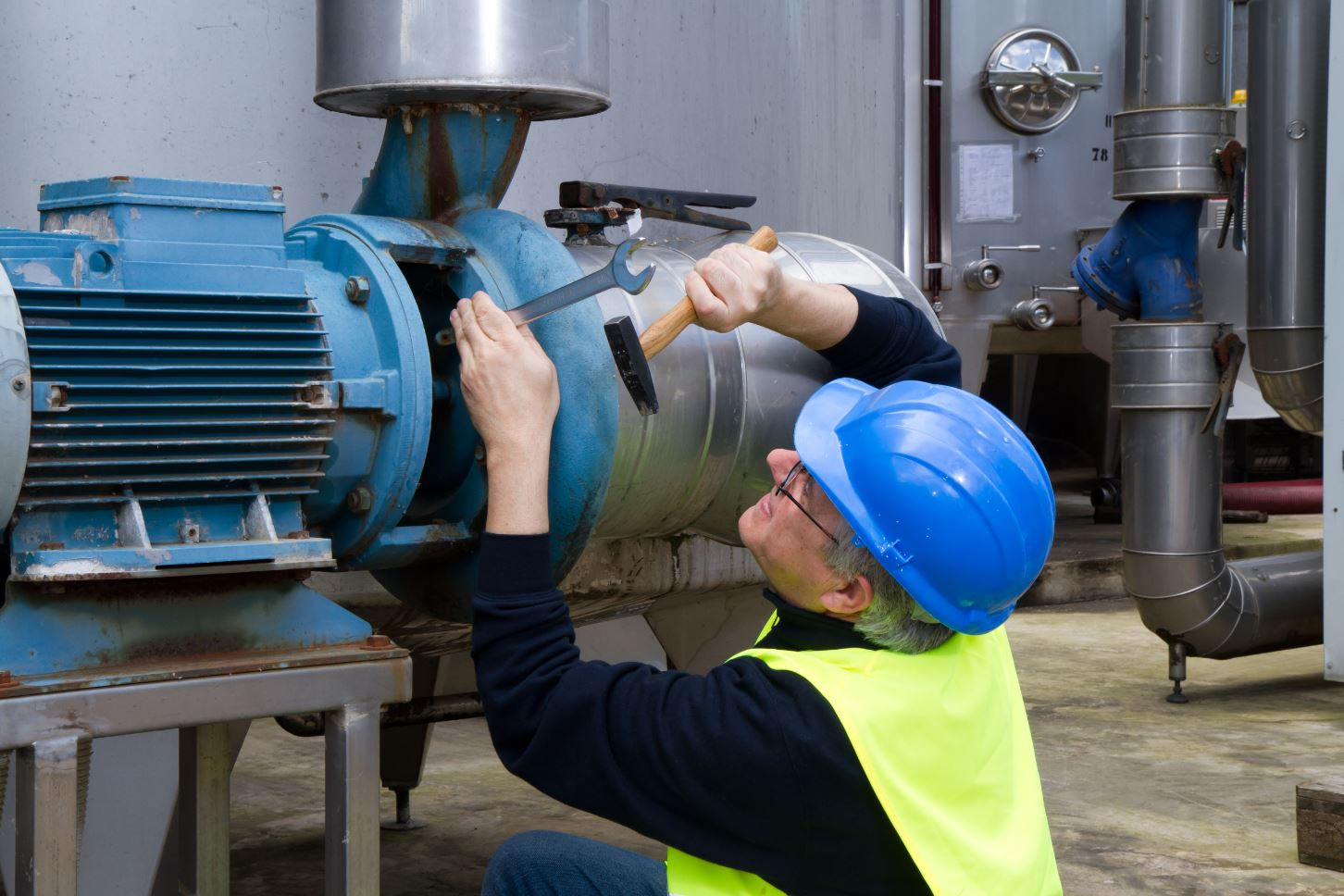 Select the Right Metering Pump for Applications