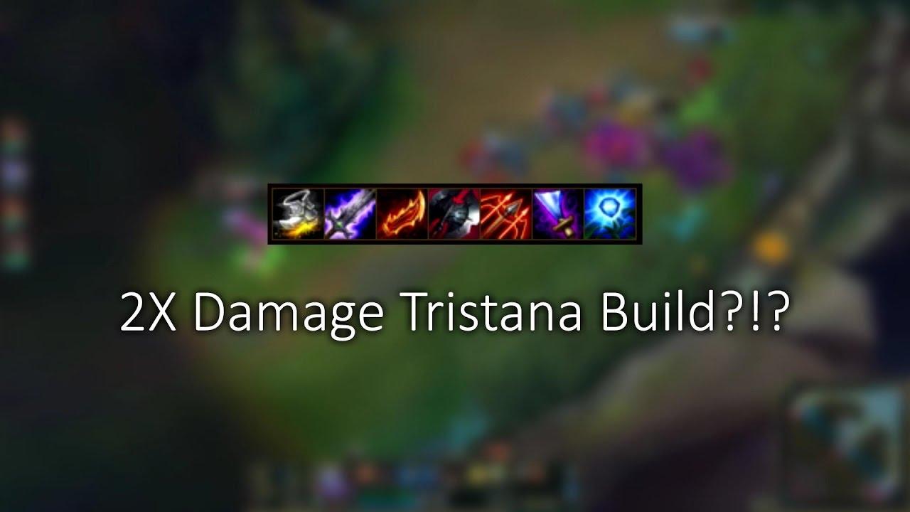 Tristana build